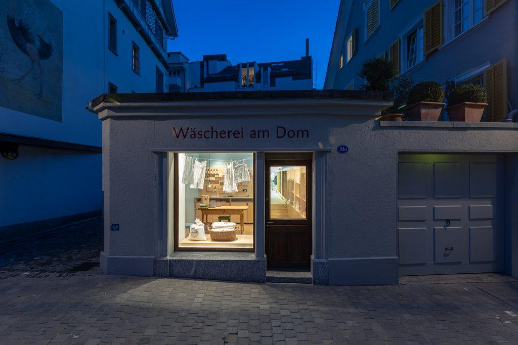 Wäscherei Am Dom - Laden